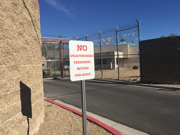 North Las Vegas Detention Center Inmate Search
